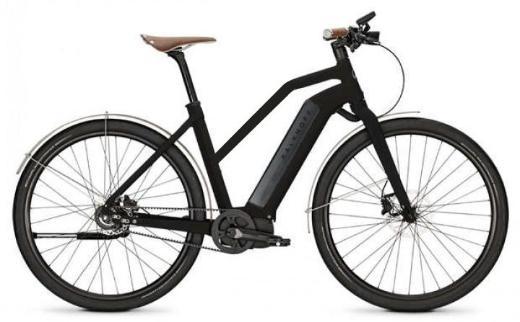 "Kalkhoff - Integrale LTD Wood Damen E-Bike 28"" 50cm 2017 - Friesoythe"