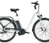"Kalkhoff - Include 8R Premium Damen E-Bike 28"" 60cm weiß schwarz - Friesoythe"