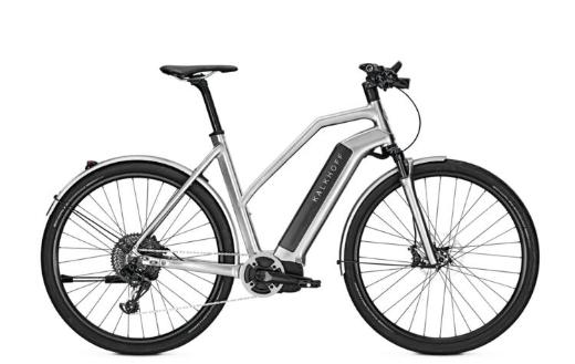 "Kalkhoff - Integrale LTD Silver Damen E-Bike 28"" 50 cm 2017 - Friesoythe"