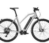 "Kalkhoff - Integrale LTD Silver Damen E-Bike 28"" 50 cm 2017 - Friesoythe"