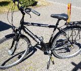 28er Herrenrad / 28er Damenrad - Worpswede