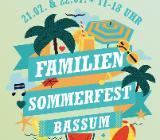 Flohmarkt auf dem Sommerfest Bassum - Bassum