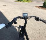 """Kalkhoff - Agattu Premium i8 Damen E-Bike 28"""" 50 cm schwarz 2013 - Friesoythe"""