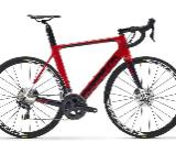 "Cervélo S3 Disc Ultegra Triathlon 28"" 56cm Carbon red/black 2018 - Friesoythe"