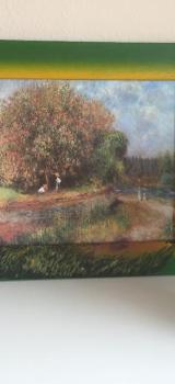 Renoir Kunstdruck in Museumsqualität - neuwertig - - Bremen
