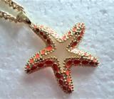 Halskette mit Seestern-Anhänger - Holdorf