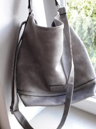 Tasche von Lichtblau - Stuhr