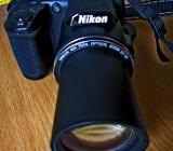 Neuwertige Nikon Coolpix B500, 16 MB, 40x opt. Zoom, mit Original-Zubehör in OVP - Diepholz