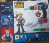 Spielzeug Bob der Baumeister Bohrmaschiene - Großenkneten