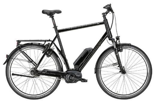 """Hercules - E-Imperial 180 S R8 Herren E-Bike 28"""" 60cm 2017 - Friesoythe"""