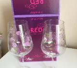 Ritzenhoff Red Rotweinglas - NEU - - Bremen