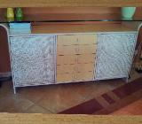 Wintergarten Finca Rattan Sideboard