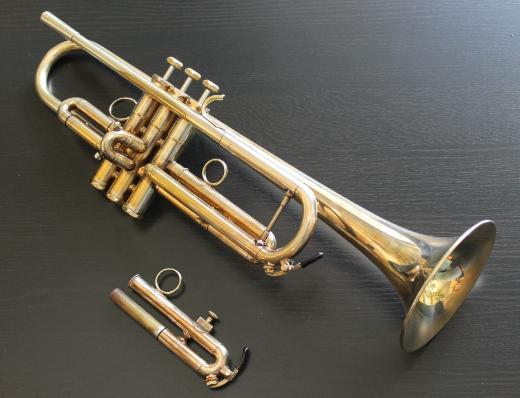 Schilke U.S.A. S32 Profiklasse Trompete inklusive Koffer - Bremen Mitte