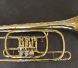 Dotzauer Basstrompete in Bb inklusive Koffer