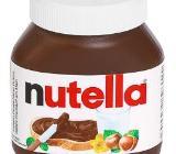 Nutella für den Kaufmannsladen - Scheeßel