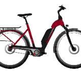 """ZEMO - ZE-8 Di2 Damen E-Bike 28"""" 50cm 55cm 8-Gang rot 2017 - Friesoythe"""