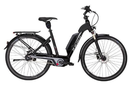 """ZEMO - ZE-8 Di2 Damen E-Bike 28"""" 55cm 8-Gang 2017 - Friesoythe"""