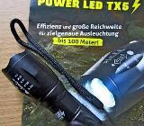 """Mit """"SOS-Funktion"""": Power-LED-Mini-Taschenlampe, neu in der OVP! - Diepholz"""