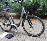 E-Bike von Raleigh - Bremen