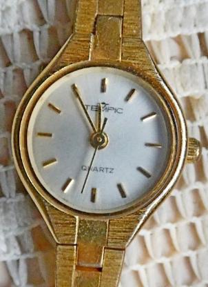 Gute Damen Marken Armbanduhr Mit Gliederarmband Diepholz Weser