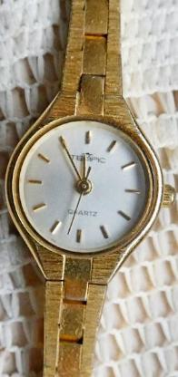 Gute Damen-Marken-Armbanduhr mit Gliederarmband, Batterie neu! - Diepholz