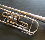 F.A. Heckel Dresden Konzert - Trompete in B - Bremen Mitte