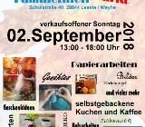Kunsthandwerkermarkt + Familienflohmarkt in der KGS Leeste - Weyhe