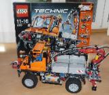 LEGO Technic 8110 - Unimog U400 - Bremen
