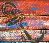 maritime Holzkiste,Holzkiste,Gartendeko,Anker,Apfelkiste,Aufbewahrung,Blumenkiste,Bücherkiste,Blumentopf,Pflanzkiste,Bücherregal,Schuhregal - Stuhr
