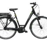 "Pegasus Premio E8 R E-Bike 28"" 50cm schwarz-matt grün rot 2017 - Friesoythe"