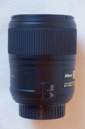 Makroobjektiv Nikon AF-S Micro Nikkor 60mm - Bremen