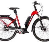 "ZEMO - ZE-8R Damen E-Bike 26"" 45cm 25 km/h rot 2017 - Friesoythe"