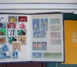 """Briefmarken """"DDR"""" - Bremen"""