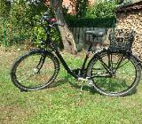 28 Zoll Cityrad für Damen der Marke Manufaktur, schwarz - Lilienthal