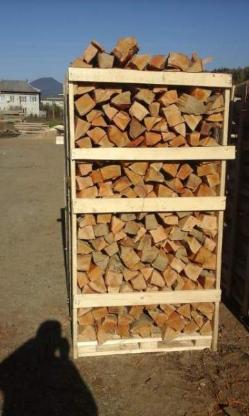 Trockenes Brennholz und von qualitée - Bremen