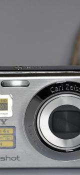 Sony Digitalkamera DSC-W210 -defekt- - Achim