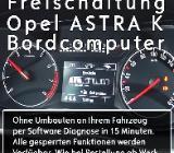 ASTRA K - Freischaltung Opel Bordcomputer Aktivierung - Delmenhorst