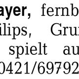 Marantz CD-Player, fernbe -