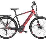 "Pegasus Premio Evo 10 Herren E-Bike 28"" 58cm black red 2018 - Friesoythe"