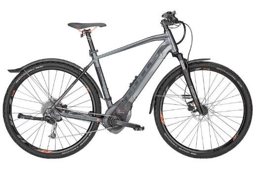 "BULLS Cross Flyer Evo Herren E-Bike 28"" 53cm 58cm 61cm grau 2018 - Friesoythe"