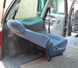 Autositz für die dritte Reihe - Stuhr