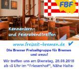 Bekanntschaften; Kennenlernen; Feierabendtreff, Freizeitkontakte - Bremen Mitte