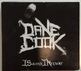 Dane Cook Isolated Incident Live 2009 CD & DVD - Bremen
