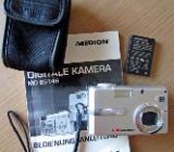 """Kompakte Digital-Camera """"MEDION"""" MD 85146, 6 MP, Akku, Anleitung,Trageschlaufe,Tasche - Top - Diepholz"""