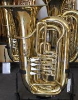 Kompakte Stowasser / Cerveny Tuba, 4 Ventile inkl. Gigbag