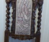 6 Stühle aus Eiche, antik - Hude (Oldenburg)