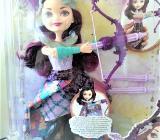 """Prinzessin """"Raven Queen"""" mit Pfeil und Bogen-NEUWARE - Holdorf"""