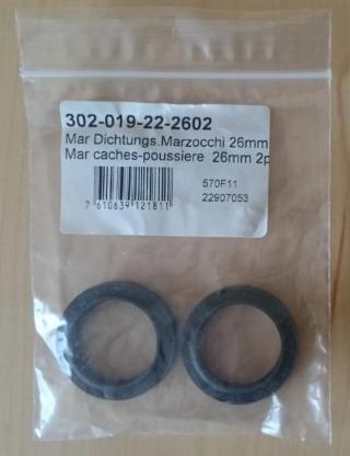Marzocchi 26mm Oil Seal Set XC600/XC700/XCR/DH3 - NEU!! - Delmenhorst