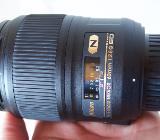 Nikon Makro - und Portraitobjektiv