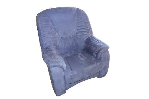Sessel blau neuwertig - Bremen